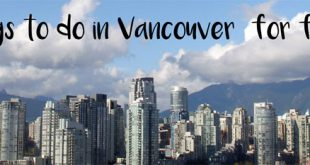 Things to do in Vancouver for free